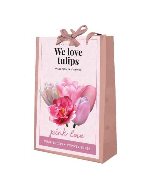 We Love Tulips - Pink Love
