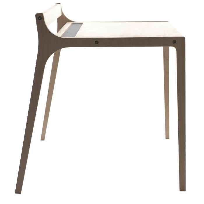 Table bureau enfant sibis afra - gris