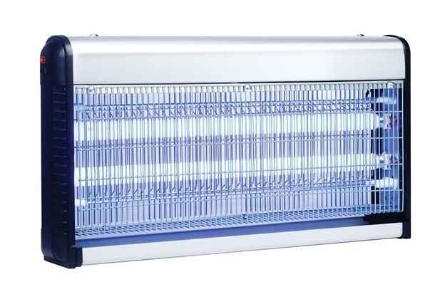 Electric insect killer - 2 x 20 w - PEREL