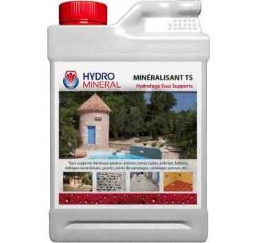 HYDRO-MINERAL - Hydrofuge minéralisant TS tous supports