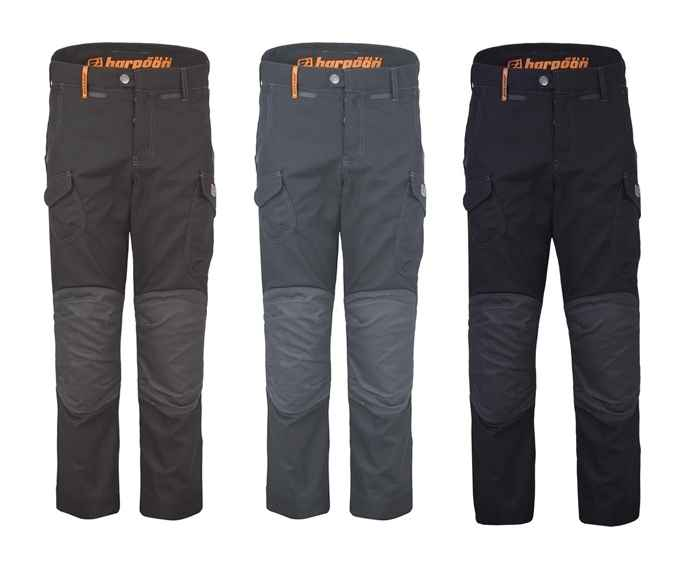 Pantalon Multitravaux Harpoon Multi (50 - ebene) - BOSSEUR