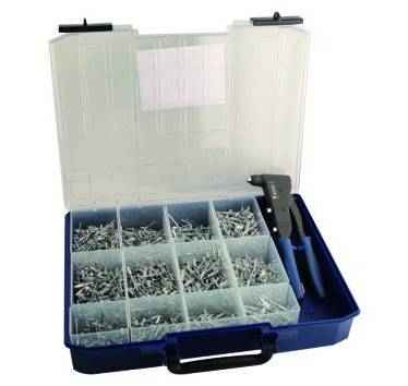 SCELL-IT - Coffret de 1500 rivets + 1 pince - COF001