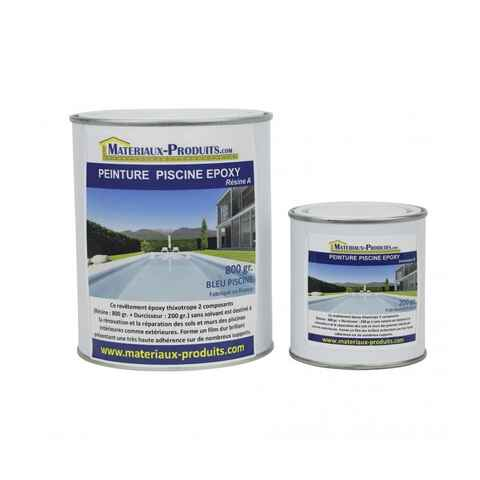 peinture piscine epoxy blanc 1 kg blanc matpro avis. Black Bedroom Furniture Sets. Home Design Ideas