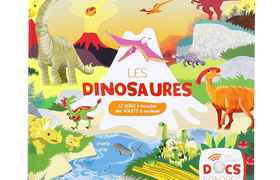 Documentaire sonore Les Dinosaures