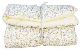 Couverture alice rose taille 1