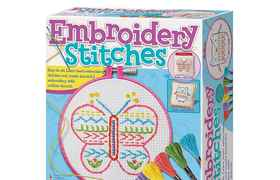 Kit broderie - points 4m
