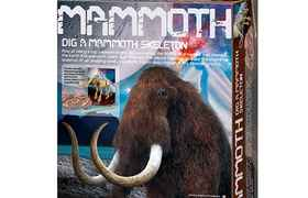 Mammouth 4m - déterre ton mammouth