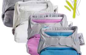 Couche lavable tu pop-in v2 - blanc
