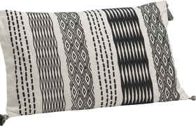 Coussin motif tribal