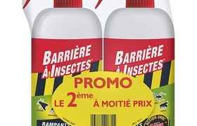 Barriere a insectes lot 2 x1 l int-ext - COMPO FRANCE