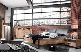 Chambre adulte style industriel NEW YORK