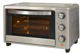 Four multifonctions KYS C30RCL - Inox - 30 L - 1600 W