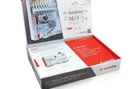 MAEC CAHORS - Kit Evolution TV/RJ 45 Ampli TNT-SAT F->RJ45 + access - 0144993R13