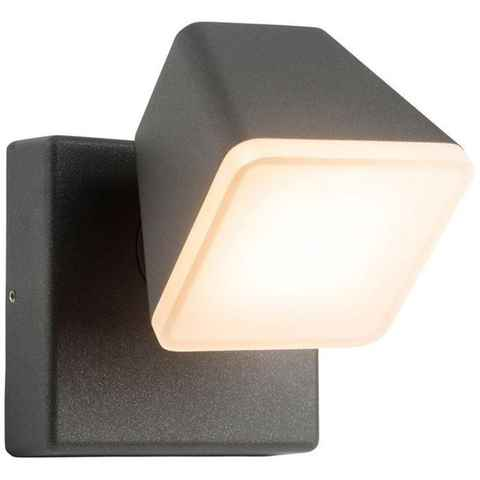 Lampe  ISACCO 1x12,5W Led Anthracite
