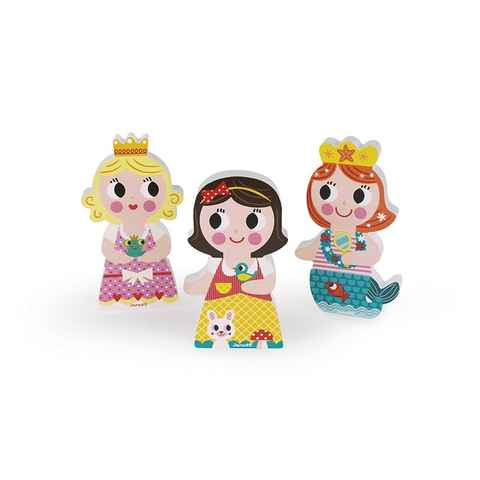 Princesses - funny magnets
