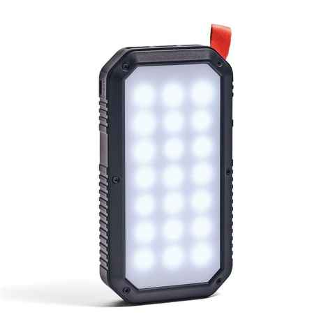 Chargeur solaire lumineux 10 000mAh