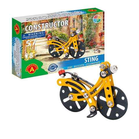 Constructor sting - bicyclette