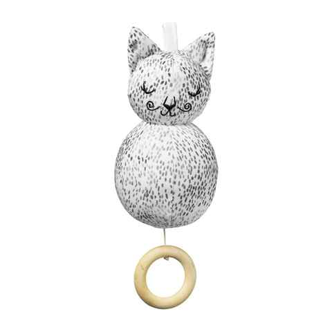 Suspension musicale dots of fauna kitty