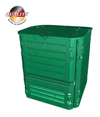 Garantia Thermo-Composteur Thermo-King 600L Vert