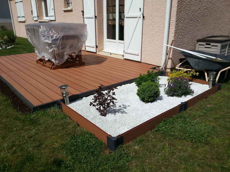 finition terrasse composite