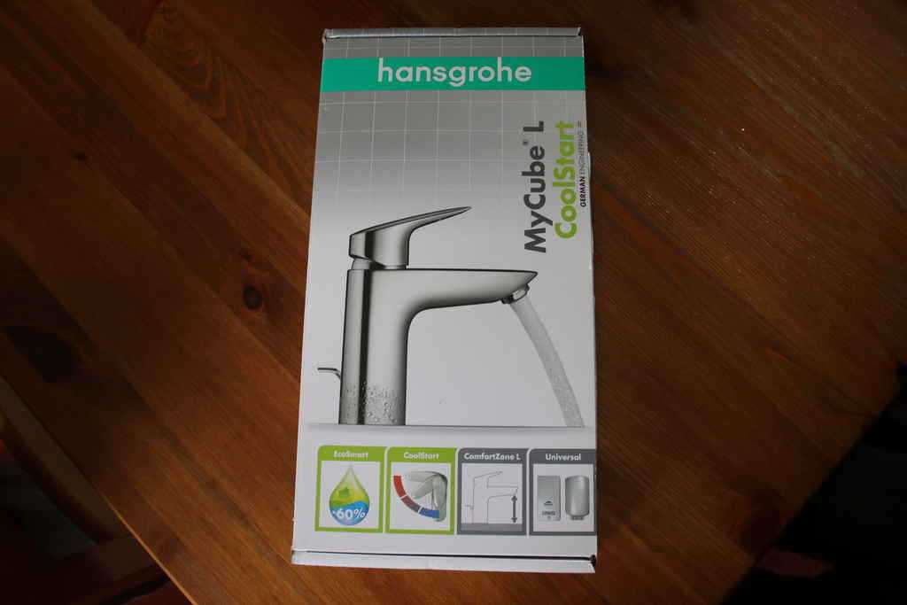 mitigeurs Hansgrohe MyCube L CoolStart