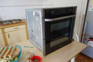 Four Pyro SAMSUNG DUAL COOK FLEX NV75N76
